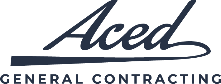 Aced general contracting logo